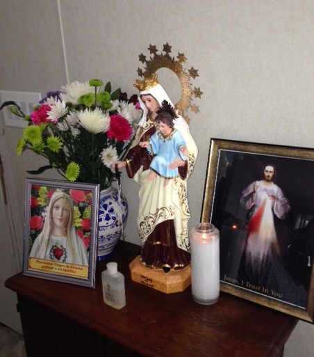 Pilgrim Virgin