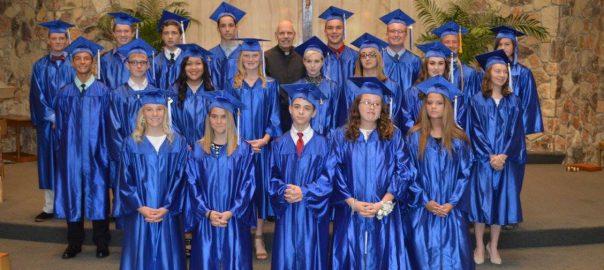 SHS 8TH GRADE GRADUATION 2016 | Sacred Heart Catholic Church