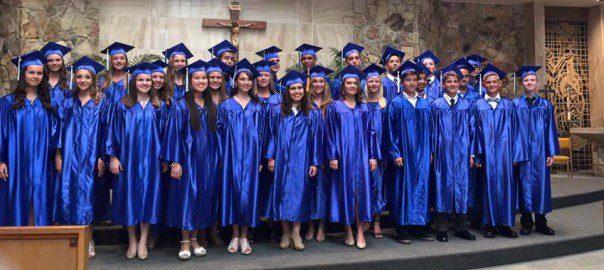 Week of Graduations at Sacred Heart School | Sacred Heart ...