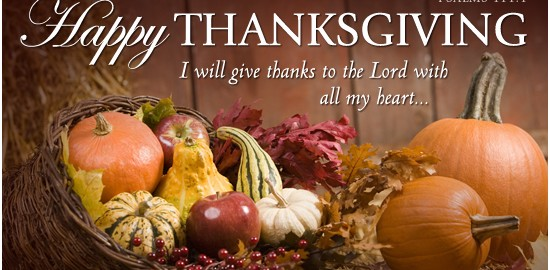 Thanksgiving Day Mass Schedule | Sacred Heart Catholic Church