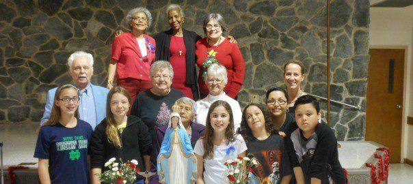 Legion of Mary Christmas Party | Sacred Heart Catholic Church