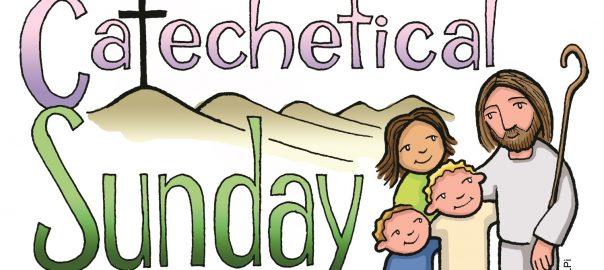 Religious Ed starts September 18th CATECHETICAL SUNDAY ...