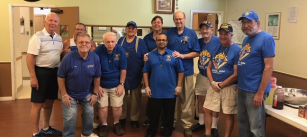 KofC Support the Community Hot Meals Program | Sacred ...